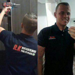 Montador Péterson - RK Montagem.