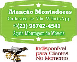 Montador de Móveis Valparaíso de Goiás - GO